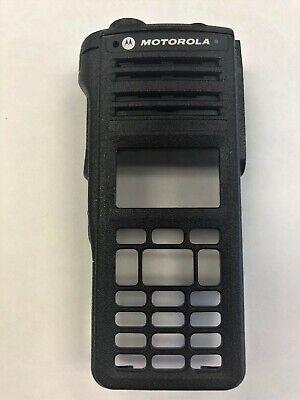 X 1 Oem Motorola Pmln6645 1 Button Model 3 Housing Apx2000 Apx4000