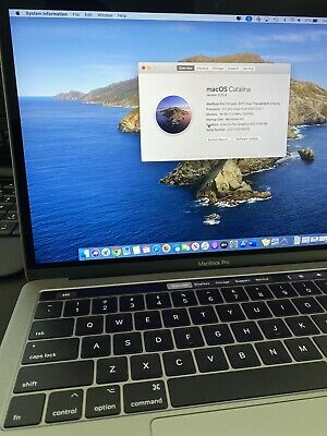 """MacBook Pro 13.3"""" Touch Bar Space Grey - 2017 16gb 1tb Great condition"""