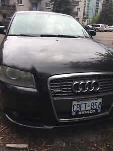 Audi A3 S line AWD Package. $2900 or trades
