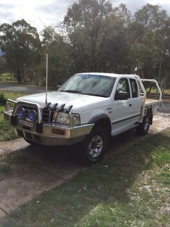 2003 ford courier 4x4.  Florey Belconnen Area Preview