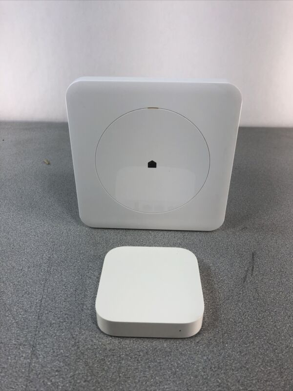 LOT of 2: Apple Airport Express 802.11n (2nd Gen) + Wink Hub 1 Bundle - TESTED!