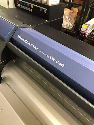 Roland Versacamm Vs-540i Large Format Printercutter