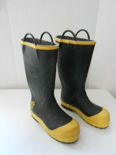 Ranger Firewalker Turnout Boots. Steel Toe, Shank. Size 10 Medium
