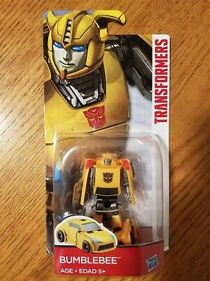 - Transformers Generations Legends Class BUMBLEBEE Mini Figure New Sealed