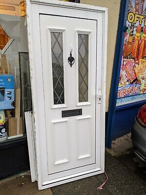 External Door aluminium used