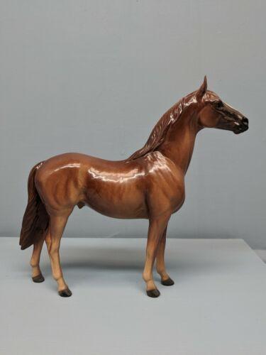 Beautiful San Dimas Hagen Renaker DW Famous Race Horse Man O