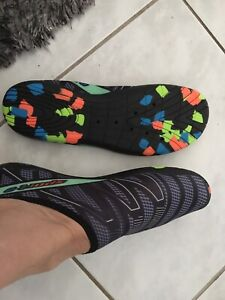 Swimming shoes size 8. Brand new