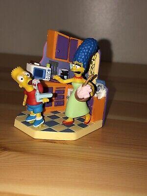 Simpsons Bust Ups Figur Bart Marge Küche  Figur Gentle Giant