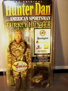 HUNTER DAN AMERICAN SPORTSMAN TURKEY HUNTER
