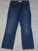 Boys Size 10 Jeans Adjustable Waist