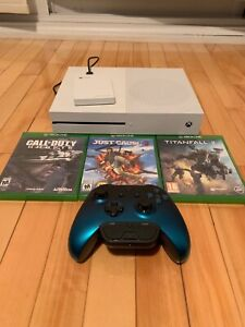 Xbox One S 500gb with external 2 TB hardrive