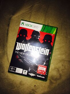 Wolfenstein- The new order- Xbox 360 Renmark North Renmark Paringa Preview