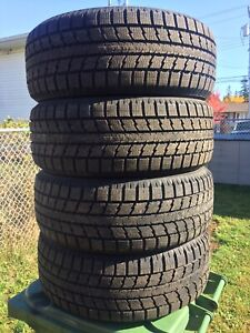 p215/55/17 inch Toyo Winter Tires / NEAR NEW / GOOD DEAL