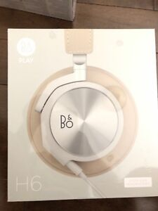 Brand new sealed B&O H6 headphones for sale