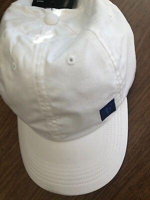 8954ff36863 Nike RF Dri-fit Hat Roger Federer Aerobill Heritage 86 White Royal Unisex