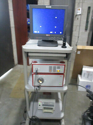 R Wolf 5512.endoscopy Tower Camera Camera Head Light Source And More