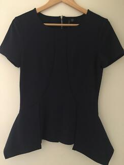 Forever New Navy Top