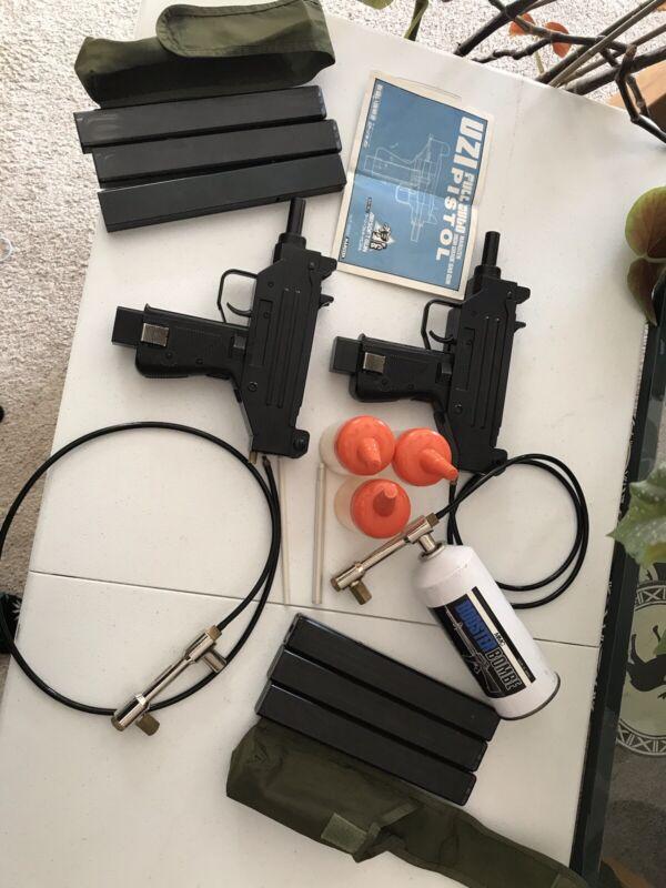 Maruzen Micro Uzi Airsoft Pistols