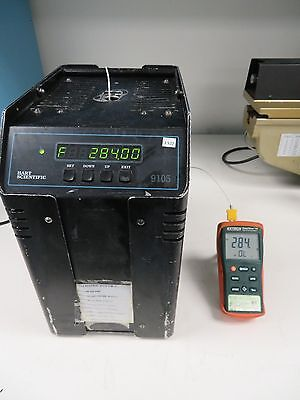 Flukehart Scientific Model 9105 Dry-well Calibrator - Fx22