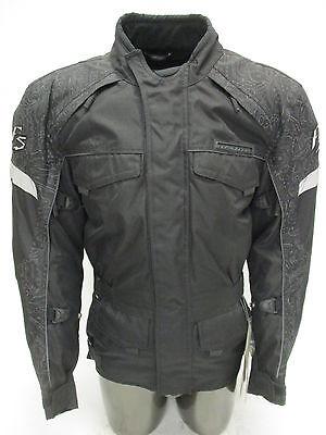 Fieldsheer Aqua Tour 2.0 Motorcycle Riding Jacket Black Small SM 6011160504