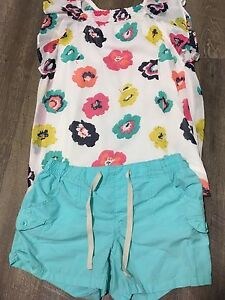 10 PIECES OF GIRLS CLOTHING SIZES *12-14//(6)