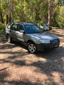 2007 Subaru Forester SUV Cairns Cairns City Preview