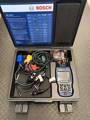 Bosch OBD1300 Enhanced OBD I & OBD II Automotive Code Scanner Reader Tool