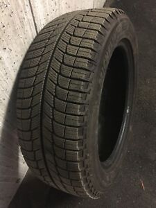 "Michelin winter tires x ice 16"" 205/55R16"