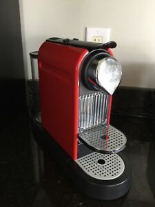 Nespresso Citiz Machine & Accessories
