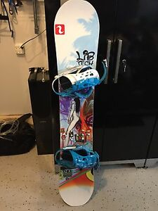 LibTech T-Rice Snowboard