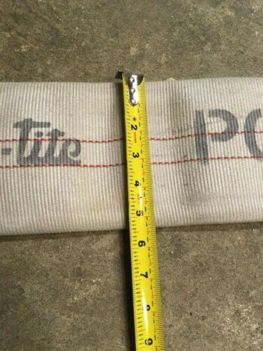 THICK Fire hose 6 Ft x 5.5  Inch-Perfect For Boat Dock Mooring Bumper Heavy Duty