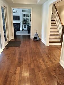 hardwood floor | flooring installation and refinishing services in
