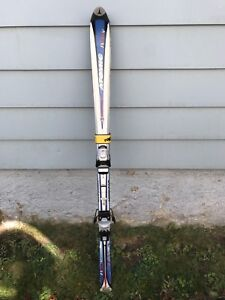 Atomic Skis with Rossignol Bindings (150cm)