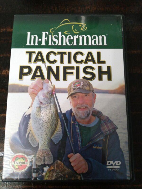 In- Fisherman dvd Tactical Panfish