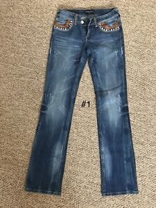 Womens jeans size small