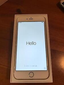 Apple I-Phone 6 Plus, Gold, 64GB (Unlocked) Ballajura Swan Area Preview