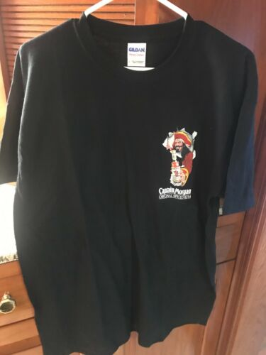 CAPTAIN MORGAN AWESOME TEE-SHIRT with the Captains PIC