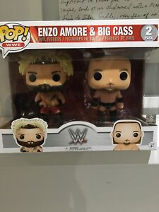 Wwe funko pop Enzo amore big cass