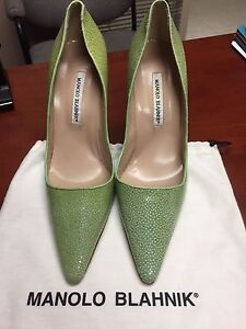 Authentic Manolo Blahnik Women's Shoes