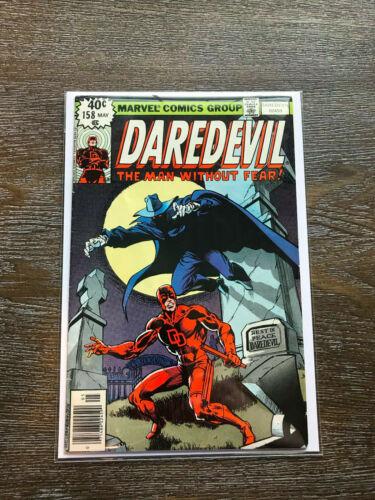 Daredevil 158 First Frank Miller