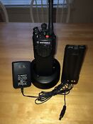 Motorola 2 Way Radio Walkie Talkie