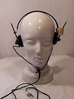 Funktechnik  magnetischer Kopfhörer hochohmig  1200 Ohm