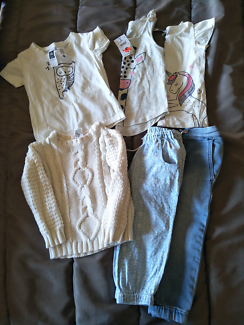 Girls size 2 bundle
