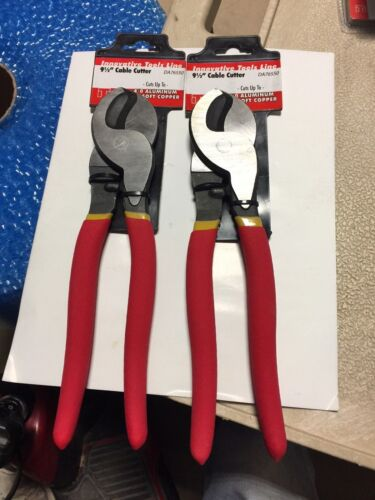 Innovative tools cable cutters 9-1/2 (new 2 pcs.)