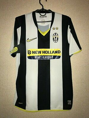 Juventus Home football shirt 2008 - 2009 s rare jersey Nike image