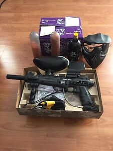 Paintball Kit (Used Once)