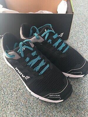 Inov8 running shoes road talon 240 size 7 BRAND NEW UNWORN