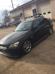 Modded Toyota altezza forsale