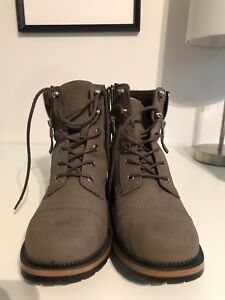 Call it spring combat boots