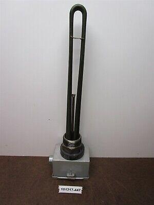 New Tempco 664002 Immersion Heating Element 480v 7500 Watt 3ph 26 Oa Length